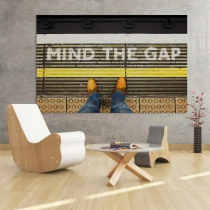 Πίνακας Ζωγραφικής Mind The Gap - Decotek 19271