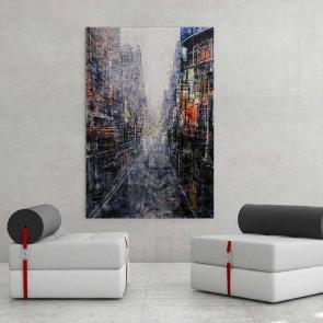 Πίνακας Ζωγραφικής Modern City