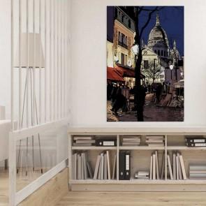 Πίνακας Ζωγραφικής Montmartre