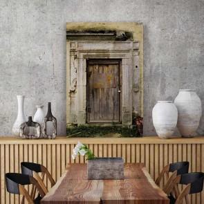 Πίνακας Ζωγραφικής Old Door