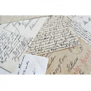 Πίνακας Ζωγραφικής Old Letters - Decotek 19279