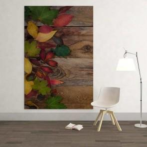 Πίνακας Ζωγραφικής Winter Leaves