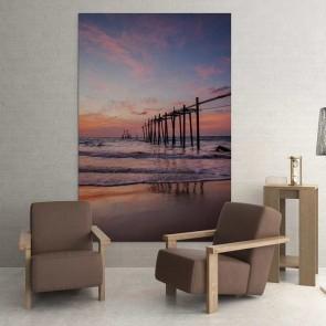 Πίνακας Ζωγραφικής Wooden Bridge