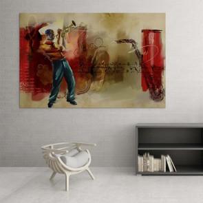 Πίνακας Ζωγραφικής Jazz - Decotek 12126