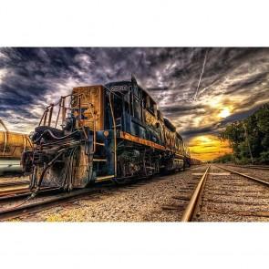 Πίνακας Ζωγραφικής Train - Decotek 13603