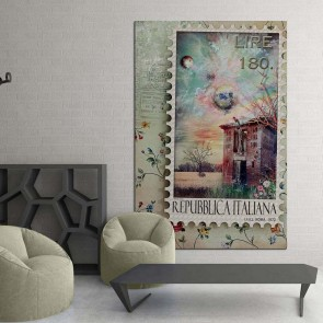 Πίνακας Ζωγραφικής Stamp - Decotek 13620
