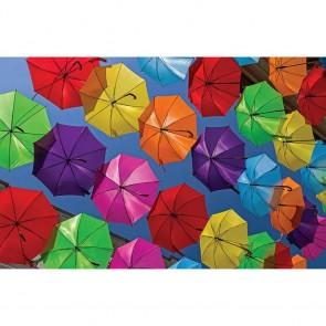 Πίνακας Ζωγραφικής Umbrellas - Decotek 15176