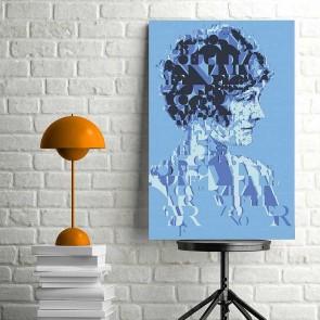 Πίνακας Ζωγραφικής Coco Chanel - Decotek 16067