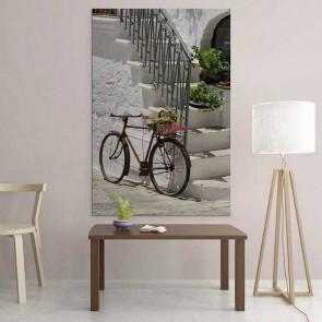 Πίνακας Ζωγραφικής Bike By The Stairs - Decotek 16068