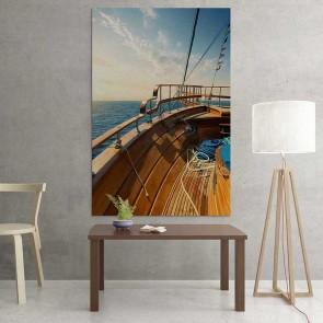 Πίνακας Ζωγραφικής On a Ship's Deck - Decotek 16073