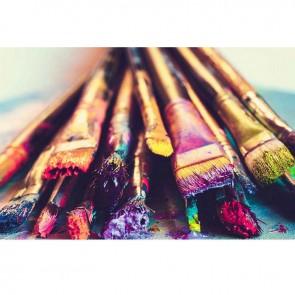 Πίνακας Ζωγραφικής Paint Brushes - Decotek 16097