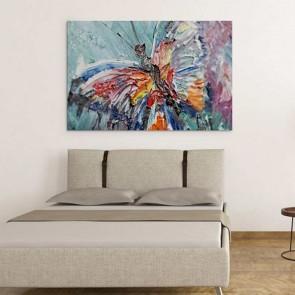Πίνακας Ζωγραφικής Butterfly - Decotek 16563