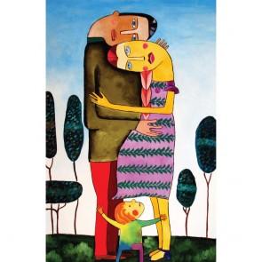Πίνακας Ζωγραφικής Berry Family – Decotek 180582