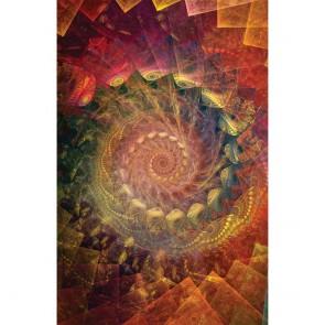 Πίνακας Ζωγραφικής Spiral Background – Decotek 180607
