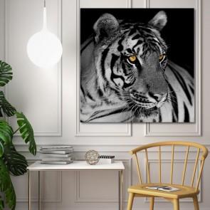Πίνακας Ζωγραφικης Beautiful Tiger - Decotek 180622