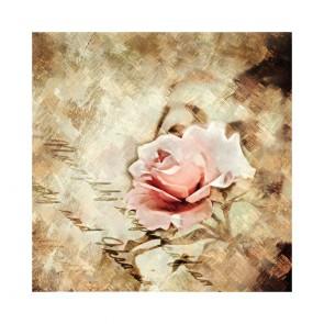 Πίνακας Ζωγραφικής Vintage Rose - Decotek 180646