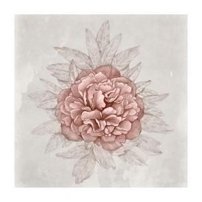 Πίνακας Ζωγραφικής Vintage Pastel Rose - Decotek 180660