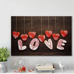 Πίνακας Ζωγραφικής Cookie Love - Decotek 180688