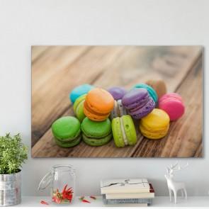 Πίνακας Ζωγραφικής Multi Colour Macarons - Decotek 180714