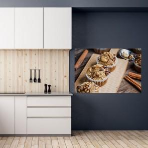 Πίνακας Ζωγραφικής Nuts And Cinammon Muffins – Decotek 180716