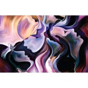 Πίνακας Ζωγραφικής Only One Kiss – Decotek 180717