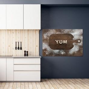 Πίνακας Ζωγραφικής Yummy Kitchen – Decotek 180748