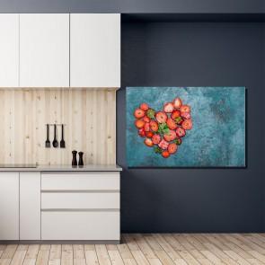 Πίνακας Ζωγραφικής I Love Strawberries – Decotek 180755