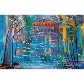 Πίνακας Ζωγραφικής Raining Outside – Decotek 180763