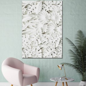 Πίνακας Ζωγραφικής 3D Flower Pattern  – Decotek 180776