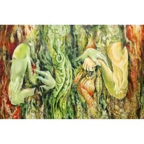 Πίνακας Ζωγραφικής Abstract Bodies - Decotek 180783