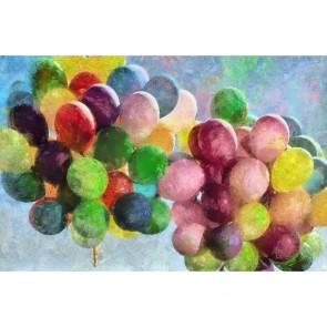 Πίνακας Ζωγραφικής Balloons - Decotek 180803