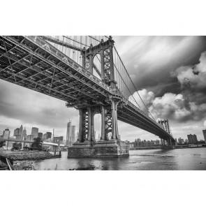 Πίνακας Ζωγραφικής Black & White Manhattan - Decotek 180824
