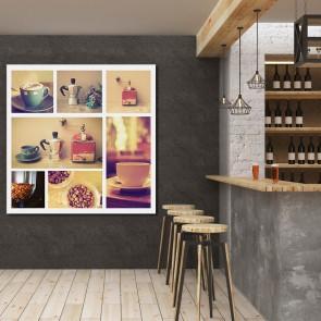 Πίνακας Ζωγραφικής Coffee Always - Decotek 180847
