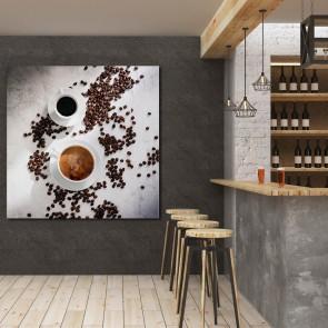Πίνακας Ζωγραφικής Coffee Beans - Decotek 180851