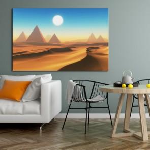 Πίνακας Ζωγραφικής Egyptian Desert - Decotek 180876