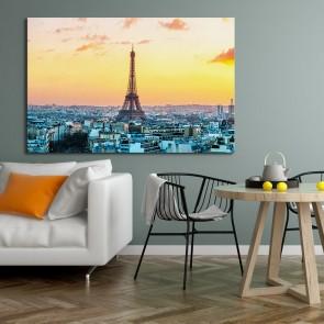 Πίνακας Ζωγραφικής Eiffel Sunlights - Decotek 180877