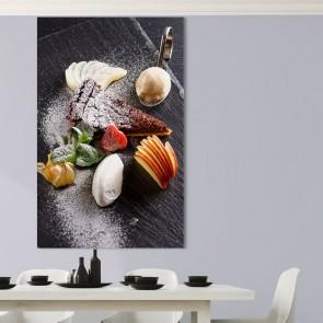 Πίνακας Ζωγραφικής Fine Desserts – Decotek 180886