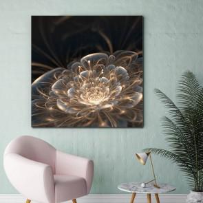 Πίνακας Ζωγραφικής Flower Closeup- Decotek 180889