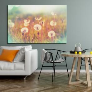 Πίνακας Ζωγραφικής Gentle Dandelion Field - Decotek 180903