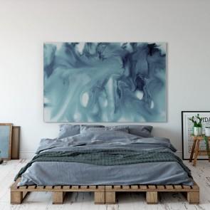 Πίνακας Ζωγραφικής Grey Abstract - Decotek 180910