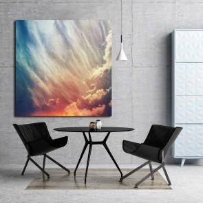Πίνακας Ζωγραφικής  Grunge Sky - Decotek 180925