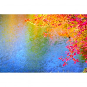 Πίνακας Ζωγραφικής  Lake Blossoms - Decotek 180948