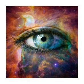 Πίνακας Ζωγραφικής  Looking in Universe - Decotek 180954