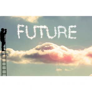 Πίνακας Ζωγραφικής  Looking to the Future - Decotek 180955