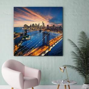 Πίνακας Ζωγραφικής  Manhattan - Decotek 180961