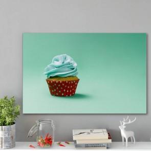 Πίνακας Ζωγραφικής  Mint Cupcake - Decotek 180972