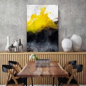 Πίνακας Ζωγραφικής  Mix Of Ink Clouds – Decotek 180977