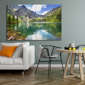 Πίνακας Ζωγραφικής  Mountain In Spring - Decotek 180981