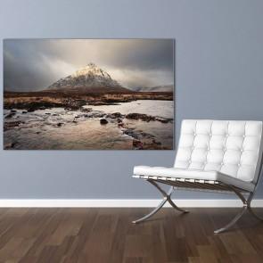 Πίνακας Ζωγραφικής  Mountains Dawn - Decotek 180983