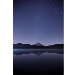 Πίνακας Ζωγραφικής  Mountain Sky at Night – Decotek 180984